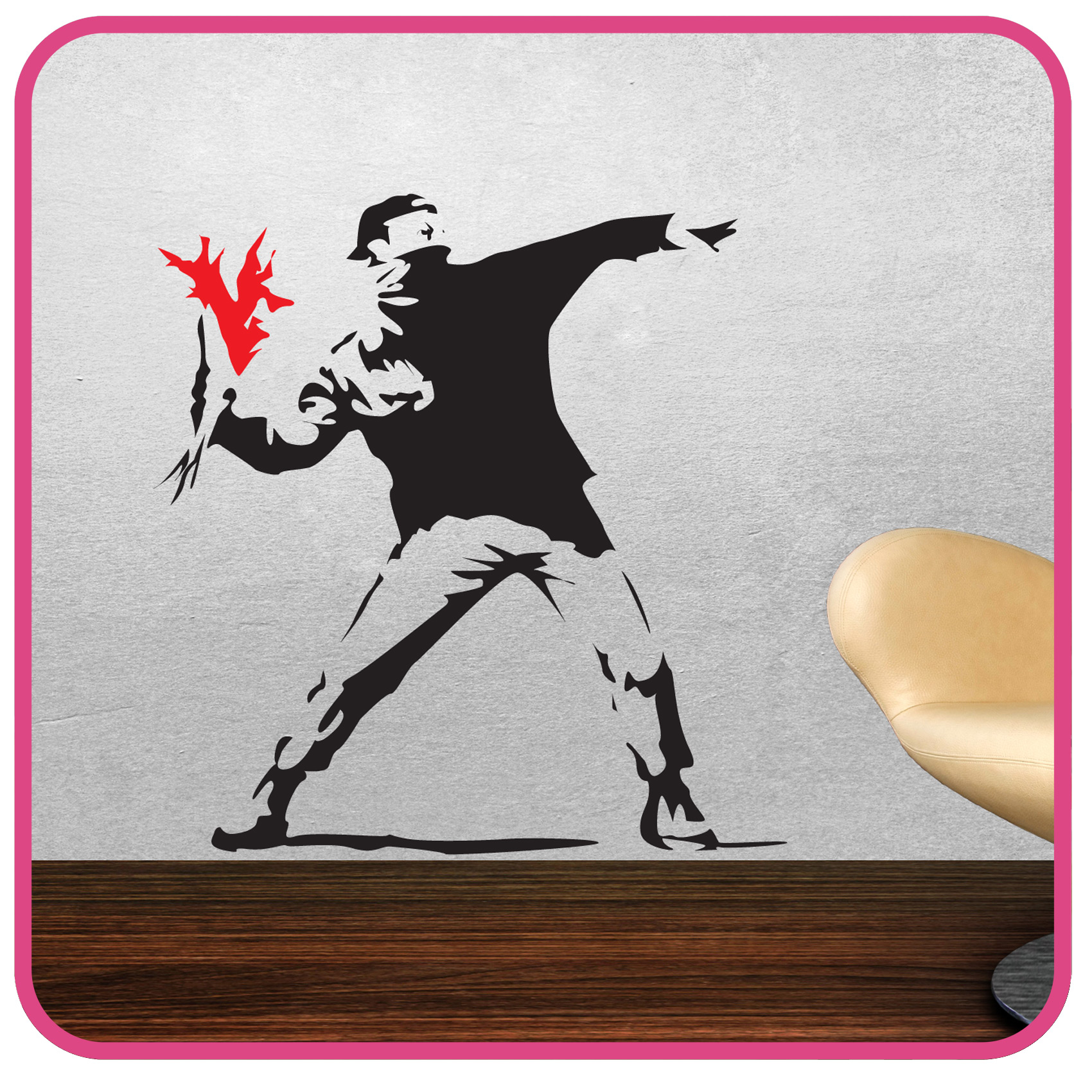 wallpaper stencils uk