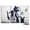 Funky Rat - Banksy
