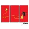 Monkey Detonator (Red) - Banksy