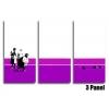 Bowling Bombs (Purple) - Banksy