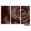 Brown Rose Floral