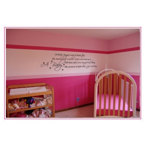Baby And Nursery Wall Stickers