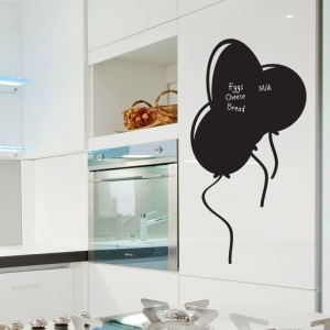 Chalkboard Wall Stickers -Party Balloons