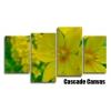 Yellow Daffodil Floral