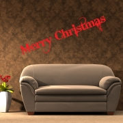 Decorative Merry Christmas