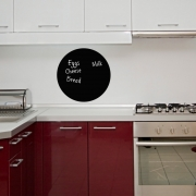 Chalkboard Wall Stickers - Circle