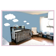 Clouds  Wall Stickers - Kids