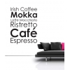 Coffee, Mokka Wall Sticker - Kitchen