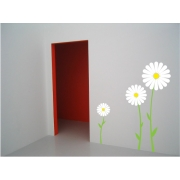 Floral Wall Stickers - Daisies, Daisy Pack