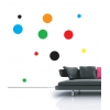 Polka Dots Wall Stickers - Nursery