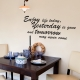 Enjoy Life Wall Sticker - Wall Quotes