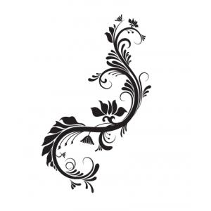 Floral Dragon