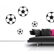 Football Wall Stickers - Kids