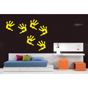 Handprint Wall Sticker - Kids
