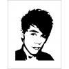 Harrison Web Wall Sticker -