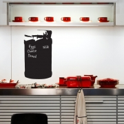 Chalkboard Wall Stickers -Jam Jar