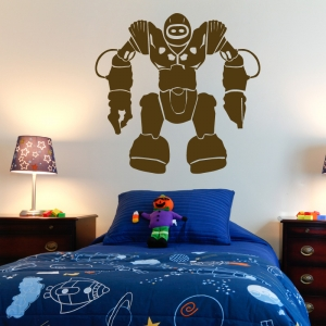 Robot Wall Art