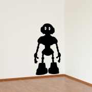 Robot Decals for Kids