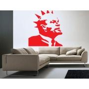 Banksy Lenin Wall Sticker