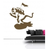 Monkey Bomber Banksy Decals