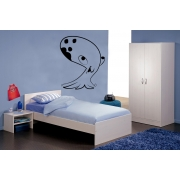 Octopus Wall Sticker - Kids