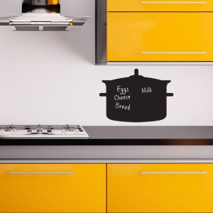 Chalkboard Wall Stickers - Pan