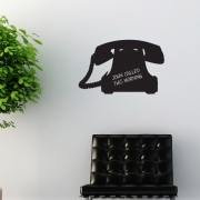 Chalkboard Wall Stickers - Phone