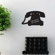 Chalkboard Wall Stickers - Phone