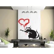 Rat Painter-banksy-decal