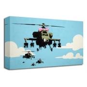 Happy Apache - Banksy