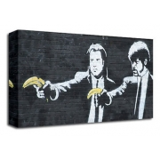 Pulp Fiction - Banksy