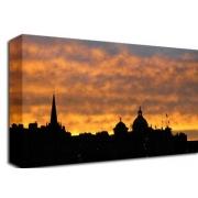Edinburgh Sunset Scotland