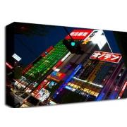 Tokyo Japan City Lights