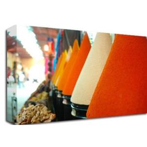 Marrakesh Spice Market Food