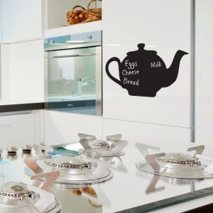 Chalkboard Wall Stickers - Tea Pot