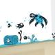 Underwater  Scene  - Complete Sea life Wall Mural